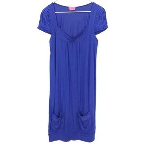 ♥LAST CHANCE♥ BCBGirls Dress Blue Medium AH